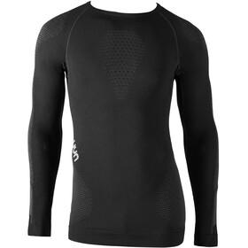 UYN Ambityon UW LS Shirt Herre blackboard/black/white